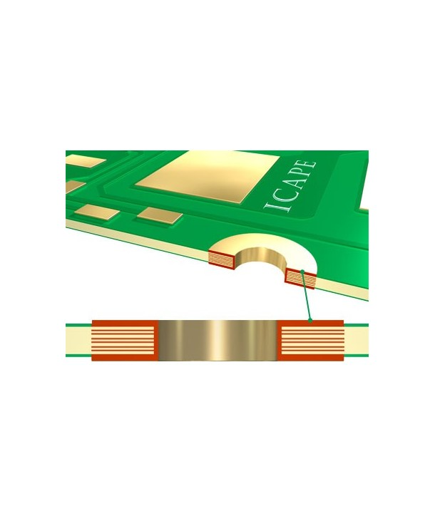 8 Layers ICAPE Printed circuit Board - Your online shop for PCB