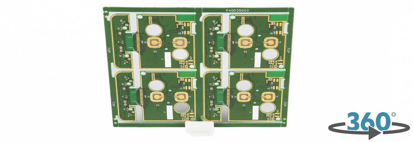 Semi Flexible PCB