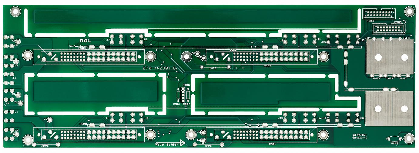 PCB Double Sided PTH